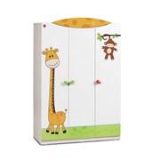 Шкаф 3-х дверный Baby Safari фото