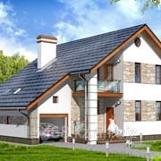 Жилой дом с земельным участком от 200 до 300 кв.м фото