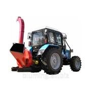 Машина рубильная на базе тракторов МТЗ фото
