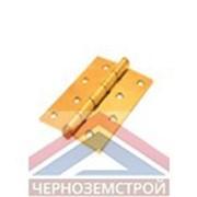 Петля ARSENAL 100702.5 4BB РB золото блестящее унив. (комплект-2шт) (50) фото