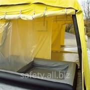 Палатка дезактивационная PZ 20 DECON фото