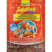 Хлопья для золотых рыбок для улучшения окраса 12 г Tetra Goldfish Color фото
