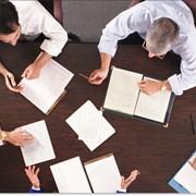 Сопровождение всех процедур риэлтерского характера (оценка недвижимости, оказание помощи при заключении предварительных договоров между агентами и клиентами, обслуживание сделок) фото