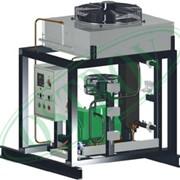 Установка охлаждения жидкости CKE с конденсатором воздушного охлаждения фото