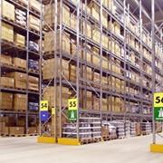 Стеллажи для торговых компаний проект: Билтема, Швеция фото