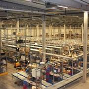 Стеллажи для торговых компаний проект: Дастин, Швеция фото