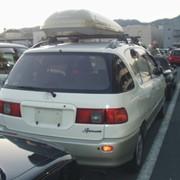 Минивен Toyota Ipsum фото
