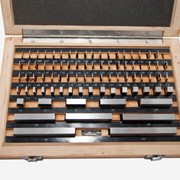 Меры длины концевые плоскопараллельные 0.50 мм кл.1 ЧИЗ* фото
