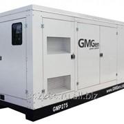 Дизельный генератор GMGen GMP250 (GMP275E) в шумозащитном кожухе фото