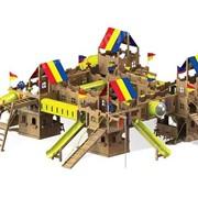 Детская игровая площадка Rainbow Крепость фото