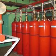 Монтаж газовых модулей фото