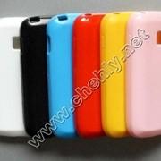 Силиконовый чехол Samsung Galaxy Y S6102/ S6102 фото