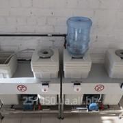 Производство и монтаж систем для мойки 19-и литровых бутылей фото