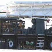 Буровая мобильная установка К-160 NOV фото