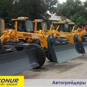 Автогрейдер завод XCMG модель GR215 фото