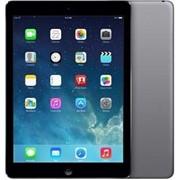 """IPad Air Apple планшетный ПК, Apple A7, 9,7"""" \ 24.6 см, 1 Gb\64 Mb, GSM, Cam., Чёрный фото"""