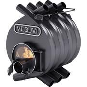 Печь Vesuvi 03 классик со стеклом или с перфорацией фото