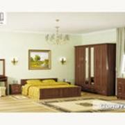 Спальня Соната 4 дверная фото