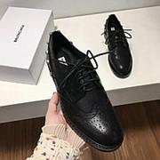Ботинки Balenciaga Giant с заклепками фото