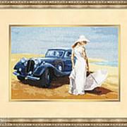 Набор для вышивания На берегу фото