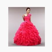 Платье на выпускной вечер или на свадьбу фото