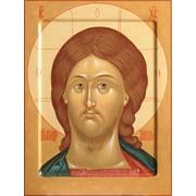 Икона Христа Спасителя фото