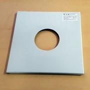 Элемент ППУ 500х 500, ф 140, 0,5мм,нержавейка фото
