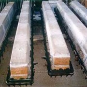 Футеровка дверей коксовых печей блоками из огнеупорного бетона фото