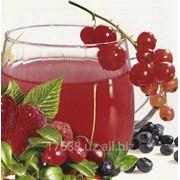 Кисель плодово-ягодный фото