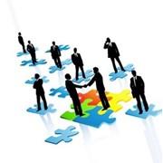 Регистрация и поддержка в деловых сетях фото
