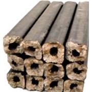 Брикеты топливные из древесины фотография