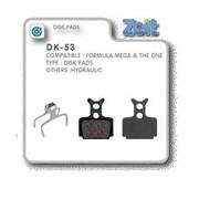 Колодка дисковая Zeit DK-53 фото