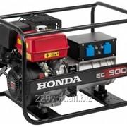 Генератор бензиновый Honda ЕС 5000 GV 144315 фото