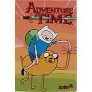 Блокнотик карманный 48л 70х105мм Adventure Time 28784 фото