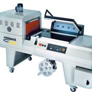 Оборудование полуавтоматическое термоусадочное модель Media Matic 50 фото