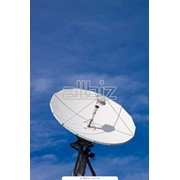 Установка антенн и спутникового оборудования. Спутниковое ТВ фотография