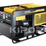 Дизель-генератор (220В) -4 кВт KDE6700TA фото