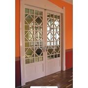 Монтаж металлопластиковых дверей фото