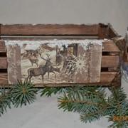 Коробки подарочные.Декоративный короб фото