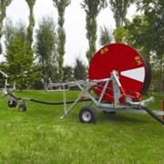 Профессиональная прицепная система орошения (дождевания) RM Super Rain 581 GX EVO фото