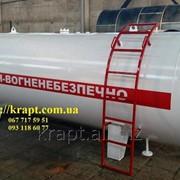 Резервуар LPG фото
