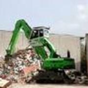 Вывоз промышленных отходов фото