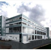 Проектирование зданий любой сложности фото
