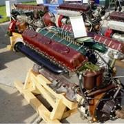 Дизельный Двигатель В-84 МС фото