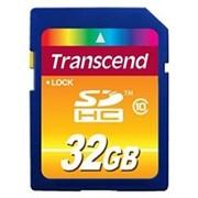 Карта памяти Transcend 32 Гб фото
