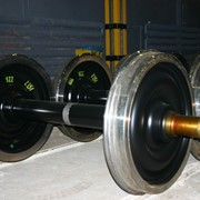 Запасные части для железнодорожного транспорта фото