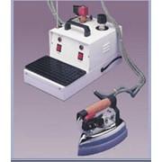 Портативный электрический паровой бойлер с электропаровым утюгом фото