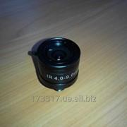 Объектив вариофокальный для камер наблюдения фото