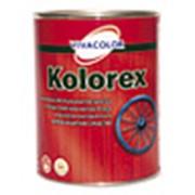 Антисептик для дерева Kolorex фото