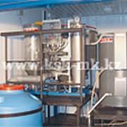 Системы очистки промышленных и нефтесодержащих стоков фото